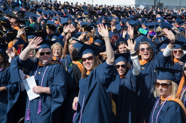Graduates | GW Commencement | The George Washington University