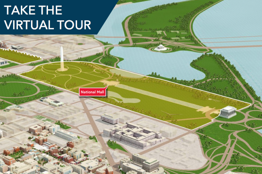 Take the Virtual Tour on map of the mall